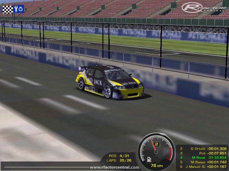 TC2000 2 10 by quitran67/3dgeneration | rFactor Cars | rFactor Central