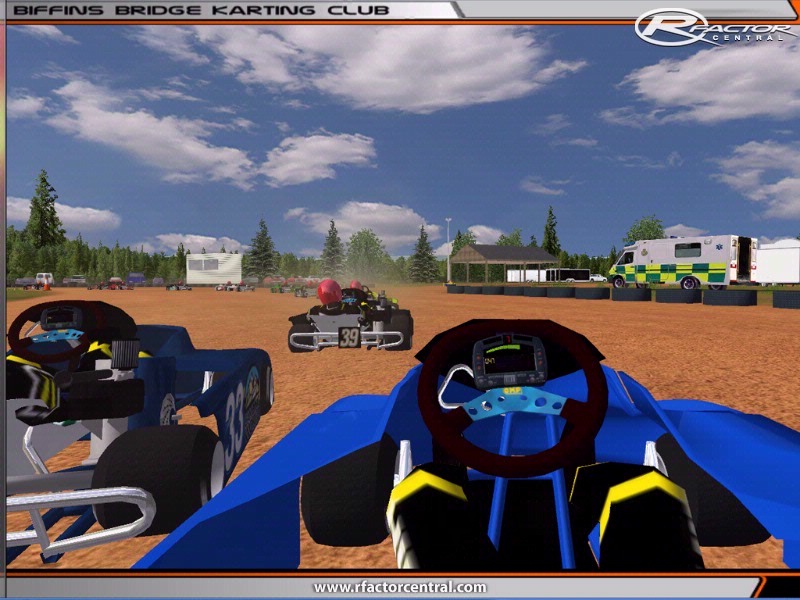 STS Karts 1 by Short Track Simulations | rFactor Cars | rFactor Central