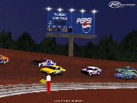Talladega Short Track by DirtWorks Designs screenshot by DirtWorksDesigns