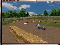 NSRS Speedway screenshot by freew67