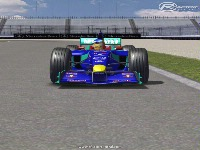 Sauber Petronas C17 screenshot by macci