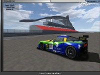 Corvette C6R screenshot by bisounours