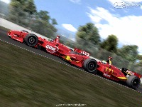 2007 Champ Car World Series screenshot by jbworldchamp