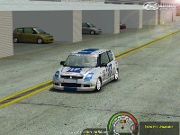 Suzuki Swift Hungarian Cup 2008 screenshot by emerico