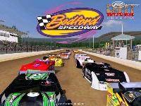 Bedford Speedway screenshot by DirtWorksDesigns