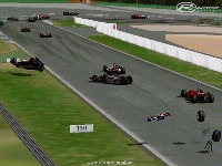 Hockenheim GP4 screenshot by obesovinchi
