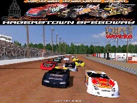 Hagerstown Speedway by DirtWorks Designs screenshot by DirtWorksDesigns