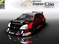 Renault Super Clio screenshot by Pulga93