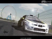 WRC Subaru screenshot by jamsy48
