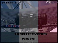 Race of Champions - Paris 2005 screenshot by obesovinchi
