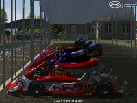 World Series of Karting 2011 screenshot by Mombassa