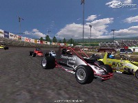 Sprint Car screenshot by krzysiek