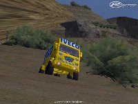 RallyTruck screenshot by Mombassa