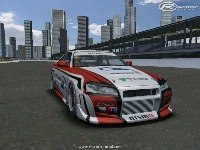 Nismo Skyline R34 Z-Tune Road screenshot by francy619