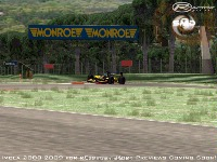Imola 2008 screenshot by Lucifer Blackspeed
