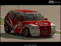 Fiat Uno Asociacion Standart Mejorado 2009 screenshot by VSIM_Project_Team