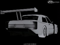 Mercedes 190E DRM screenshot by gvioulspea