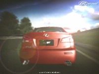 Lexus IS F screenshot by halama123