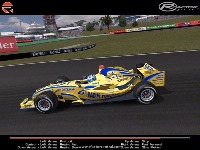 2007 Sauber BMW F1 screenshot by Valentinikk