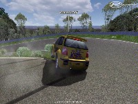 Initial D downhill screenshot by GONZTD