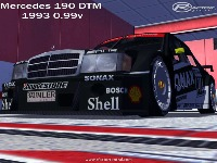Mercedes 190 E 2.5-16 Evolution II screenshot by gvioulspea