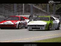 BMW M1 ProCar 1979-1980 screenshot by THEDUMMY