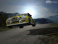 Historic Rally Cars (HRC) screenshot by Playtagain