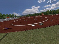 7 Flags Speedway screenshot by DirtWorksDesigns