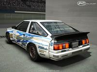 AE86 CLUB screenshot by jillnoy
