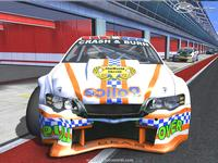 V8 Supercoupes - Crash N Burn screenshot by SimWorld Australia