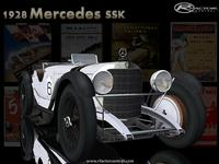 Mercedes SSK 1928 screenshot by the_big_ben