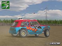 Grasstrack Super Sevens screenshot by UKSOM