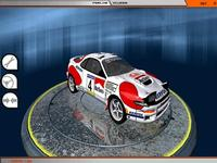 Toyota celica Rally 92 screenshot by Ferlob