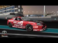 Fredric Aasbo Toyota Supra MKIV Drift screenshot by FSR