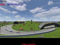 Impossible lap Circuit screenshot by gabojosue