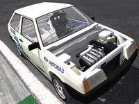 VAZ 21083 LadaCup screenshot by ToS
