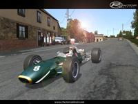 1960s World Class Racing screenshot by perromollao