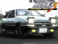 InitialD AE86 MOD rFactor Stage screenshot by xxNATSUKIxx