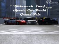 Geramech Land Sports Car World Grand Prix screenshot by Prithvisagar Shivaraman