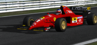 F1 1995 rFactor Legend screenshot by Patrick34
