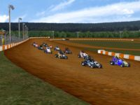 SPR POWRi National Midgets 2013 screenshot by rFC
