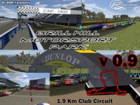 Grill Hill Motorsport Park screenshot by Yaystenny