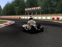 VK E-kart 30kW V1.3 (rFactor2) screenshot by rFC