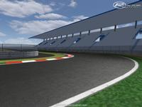 Sochi Olympic Park Circuit screenshot by Puhehuhe
