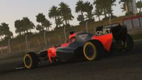 Marussia-Cosworth MR01 (rFactor2) screenshot by rFC