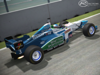 F1 Historic Benetton B196 screenshot by WCP series