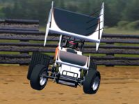 ASCS 360 Sprint Cars screenshot by rFC