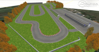 Kartodromo valle del liri screenshot by kalik
