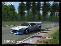 BMW M1 ProCar 1979-1980 screenshot by gpcracer