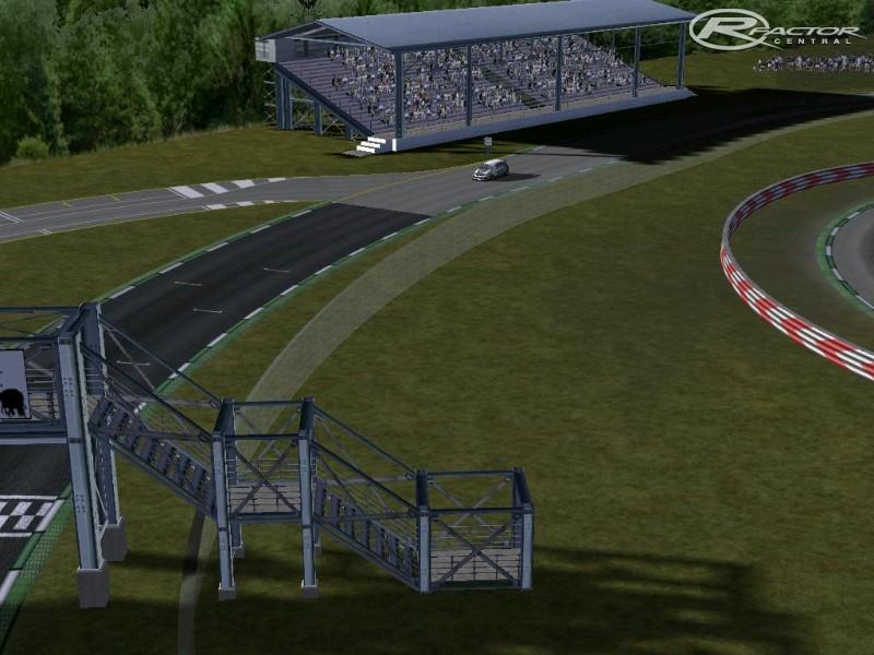 Pont l 39 eveque e i a by julio76 rfactor tracks for Garage ad pont l eveque